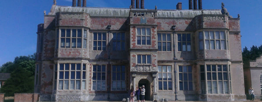 Visiting Felbrigg Hall