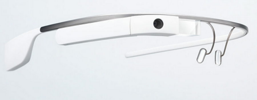 Embracing your inner narcissist with Google Glass