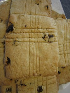 Baking Beremeal – Birsay Biscuits